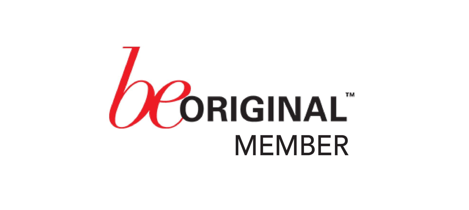 Be Original logo
