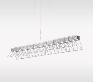 East River Linear Suspension By LBL Lighting
