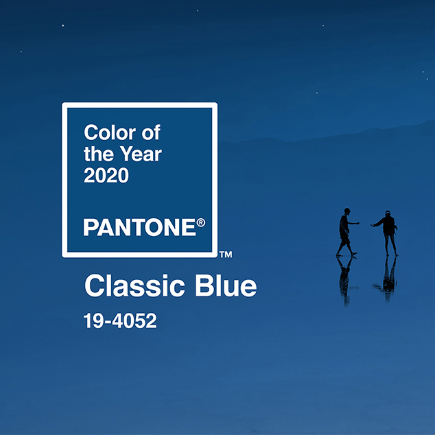 Looks We Love: 2020 Color of the Year: Classic Blue