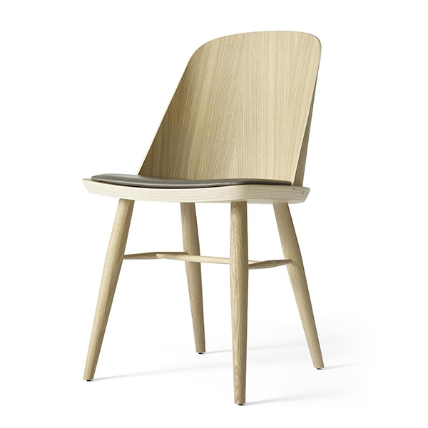 Synnes Upholstered Dining Chair by Menu.