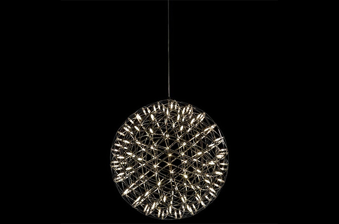 Raimond LED Suspension by Moooi
