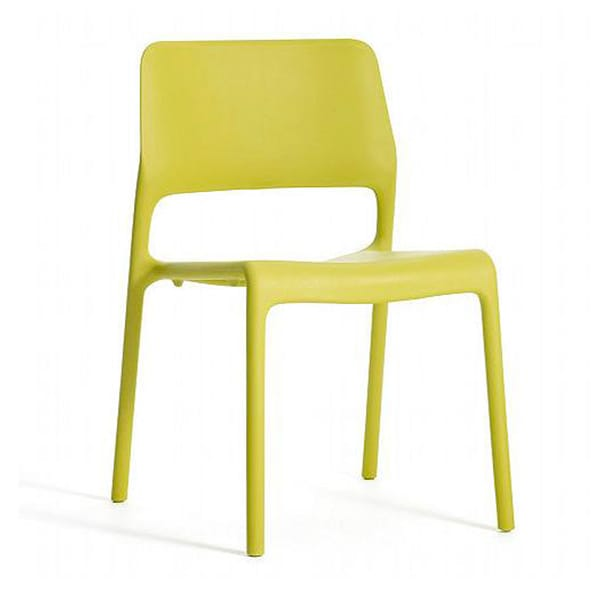 Spark Stacking Side Chair by Knoll