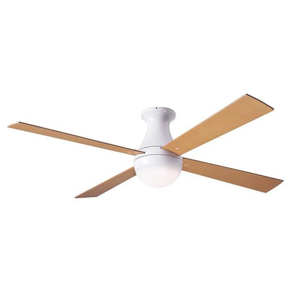 Ball Flushmount Ceiling Fan by Modern Fan Company