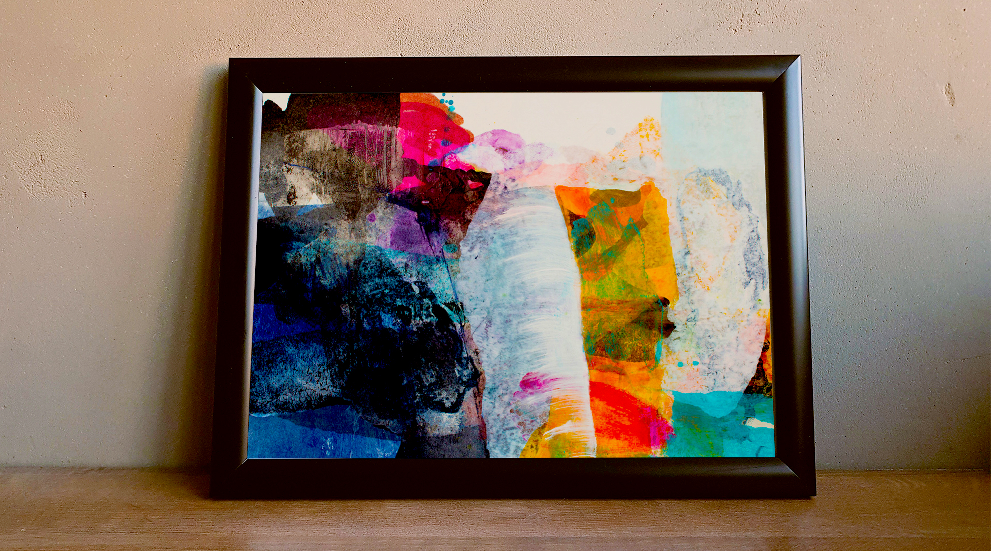 Modern Crush II by Jodi Fuchs for NW Art