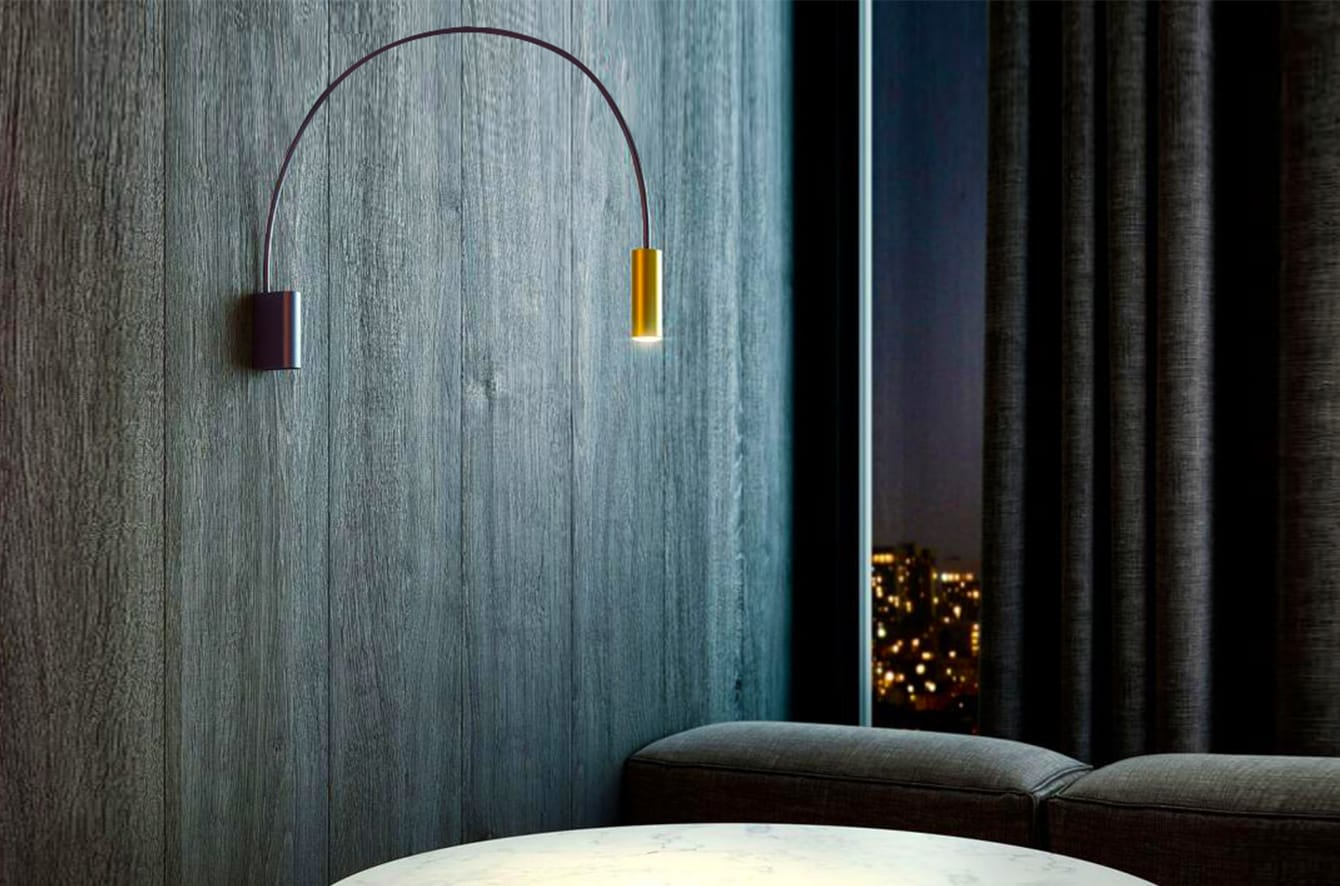 Volta Wall Sconce by Estiluz