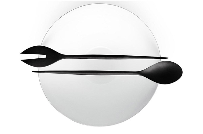 Krenit Salad Set by Normann Copenhagen