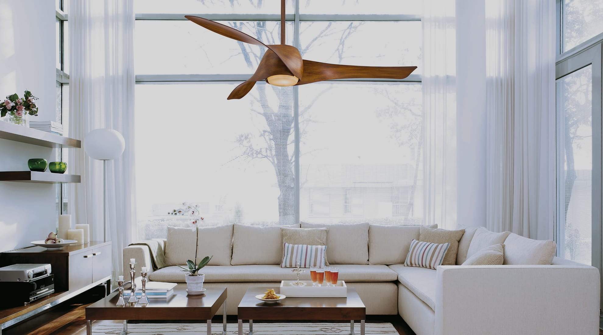 How To Choose a Ceiling Fan - Styles, Sizes + Installation ...