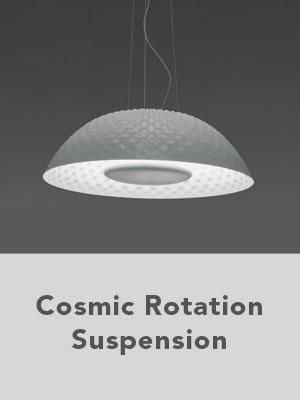 Cosmic Roatation Suspension