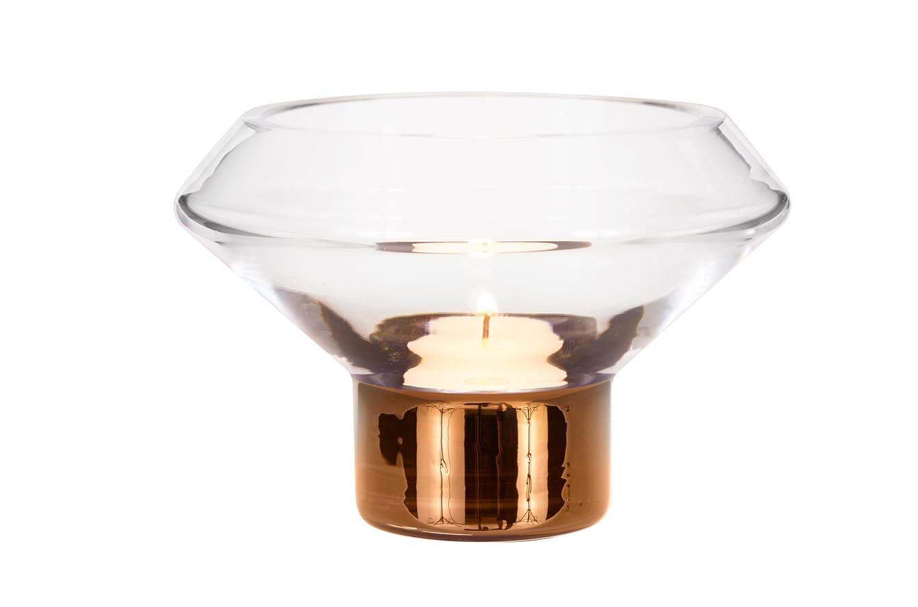 Tank Tea Light Holder by Tom Dixon