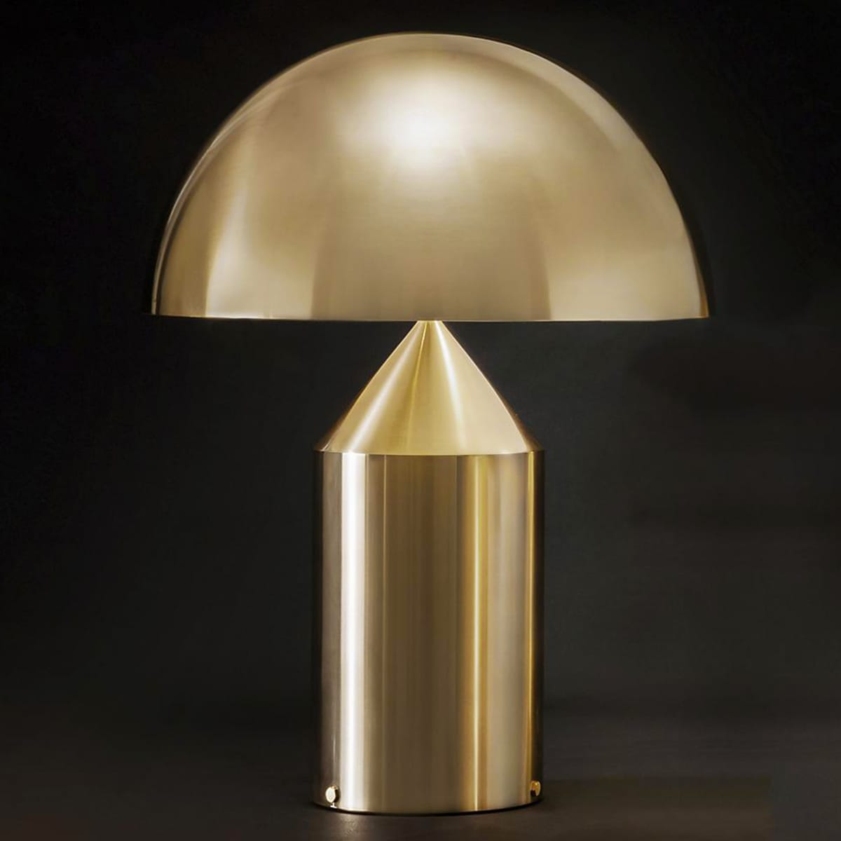 Atollo Table Lamp by Oluce.