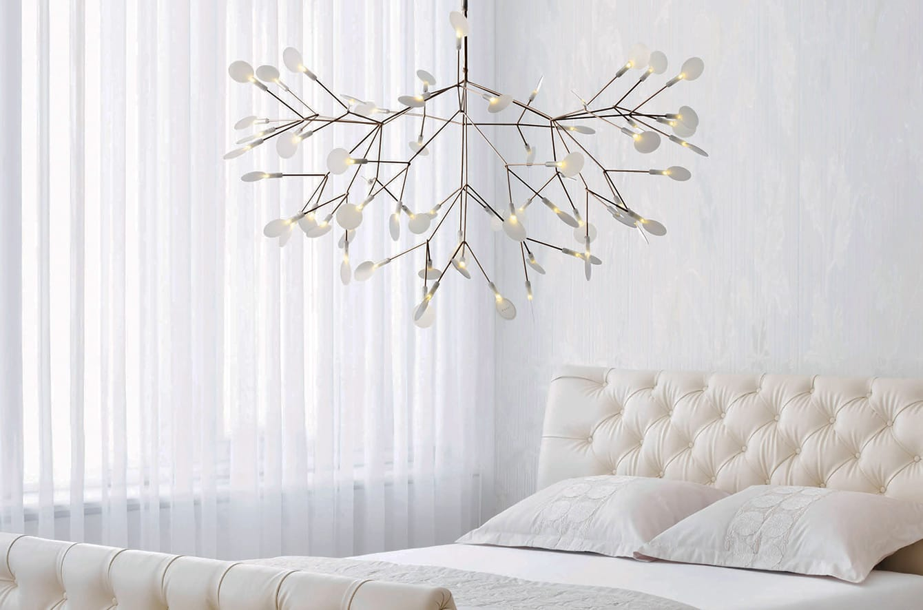 Heracleum II LED Suspension by Moooi