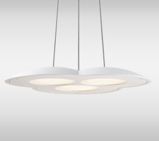 Cloud LED Downlight Pendant