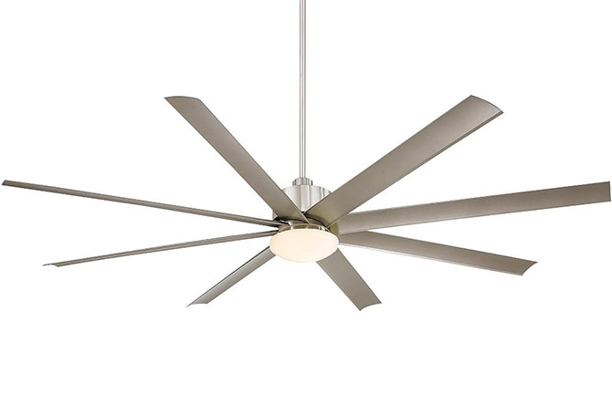 Best large ceiling fans top 10 big ceiling fans at lumens shop now slipstream xxl ceiling fan by minka aire fans aloadofball Choice Image