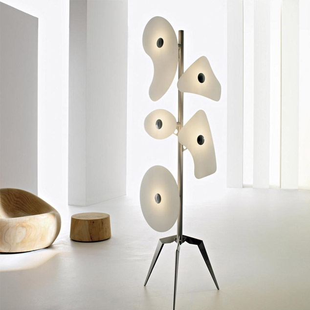 10 One-of-a-Kind Floor Lamps.