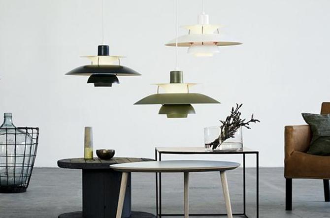 PH 5 Pendant by Louis Poulsen