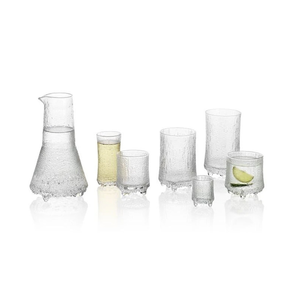 Ultima Thule Glassware Collection by Iittala.