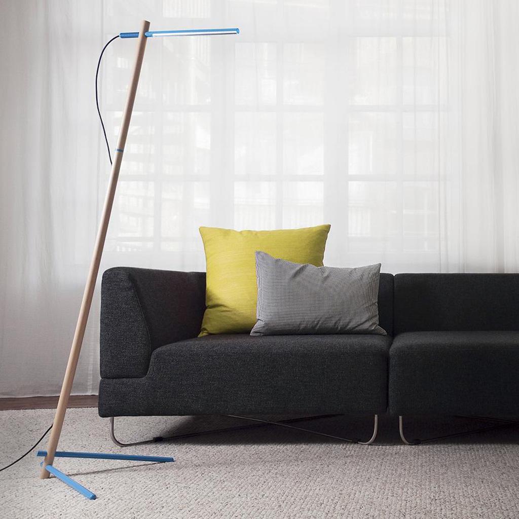 Structo LED Floor Lamp