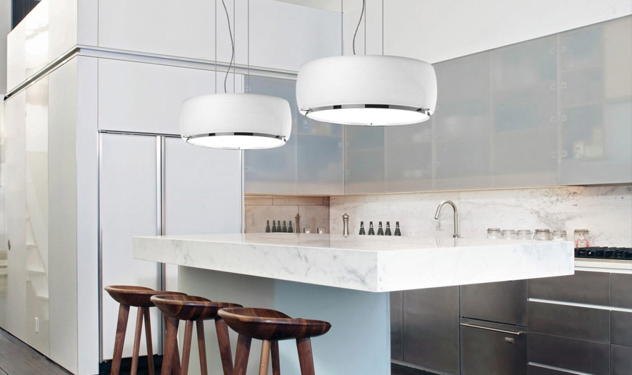 inari pendant by bover - Light Pendants For Kitchen