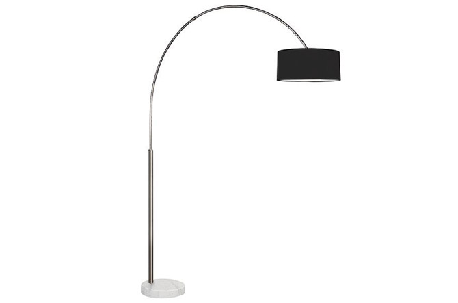 Arc Shade Floor Lamp by SONNEMAN Lighting