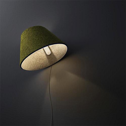 Lana LED Wall Lamp by Pablo Designs