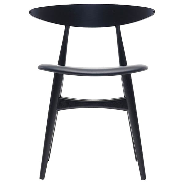 CH33P Chair - Black Edition by Carl Hansen