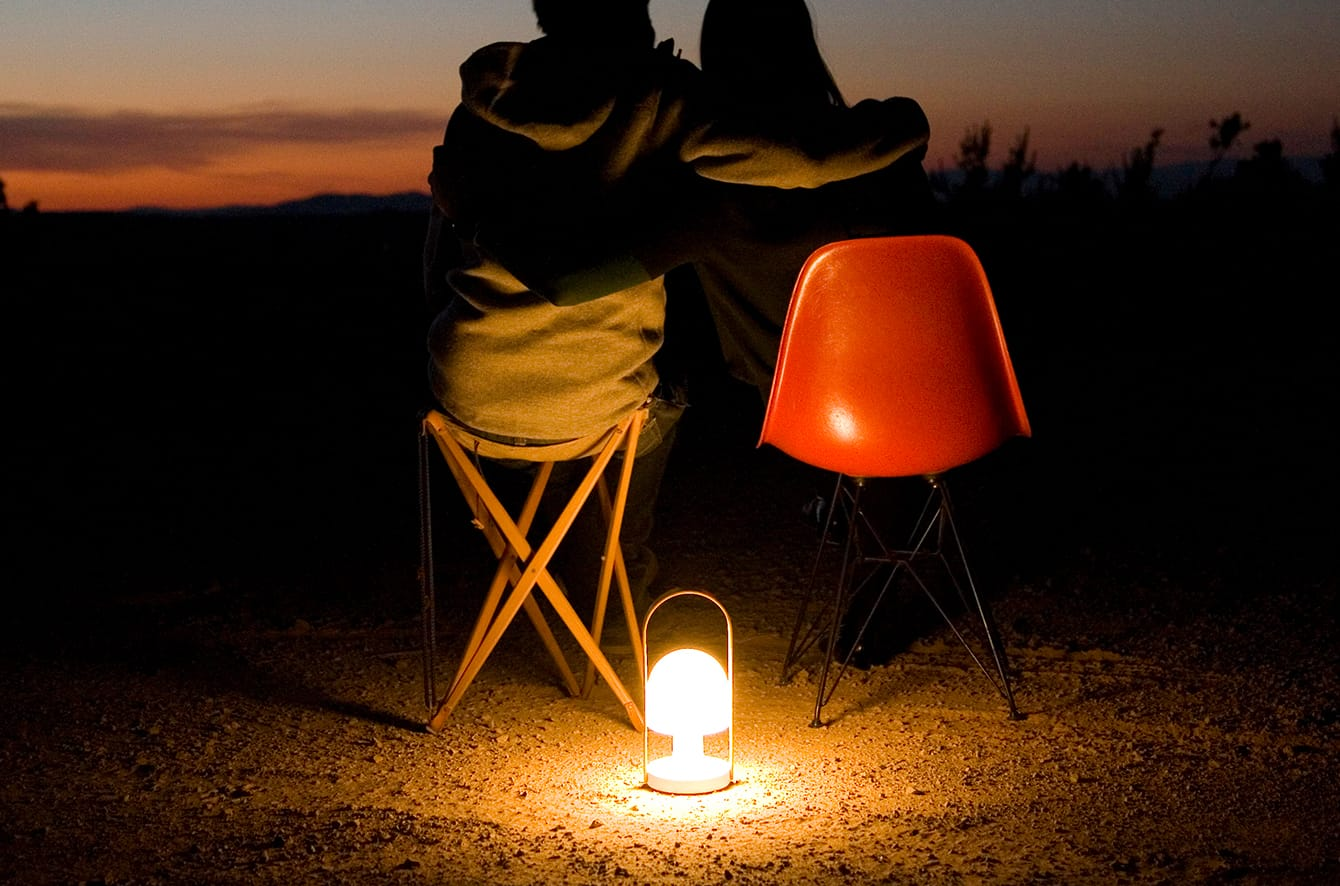 FollowMe Portable Table Lamp by Marset