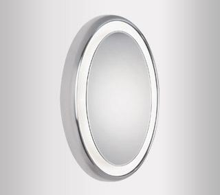 Tigris Round Surface Mirror