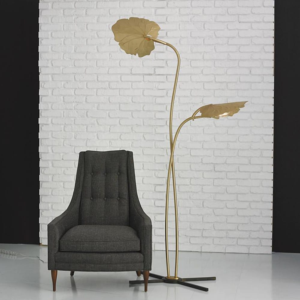 Rimini Floor Lamp by Dwell Studio for Global Views