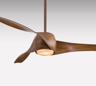 Artemis Ceiling Fan with Light