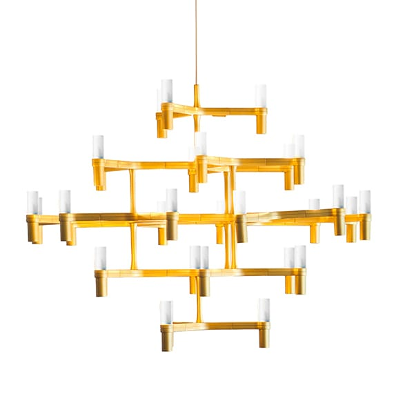 Crown Major Chandelier by Nemo