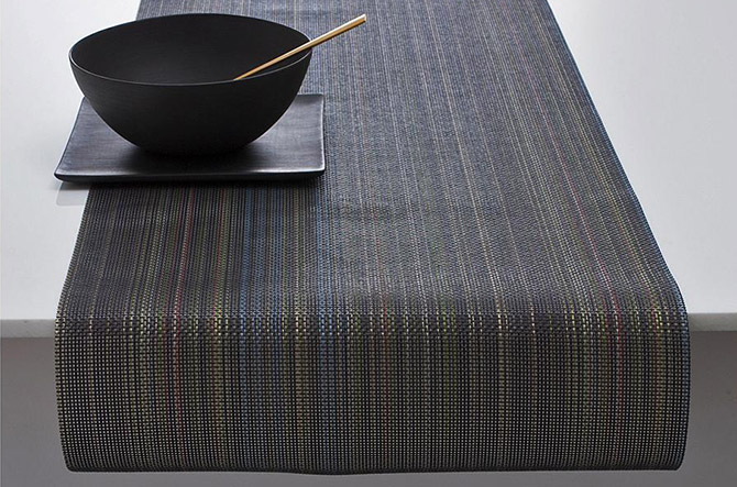 Multi Stripe Table Runner by Chilewich