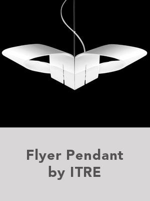 Flyer Pendant