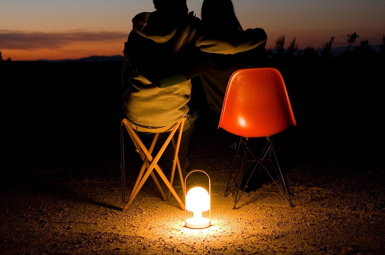 FollowMe Portable Table Lamp by Marset