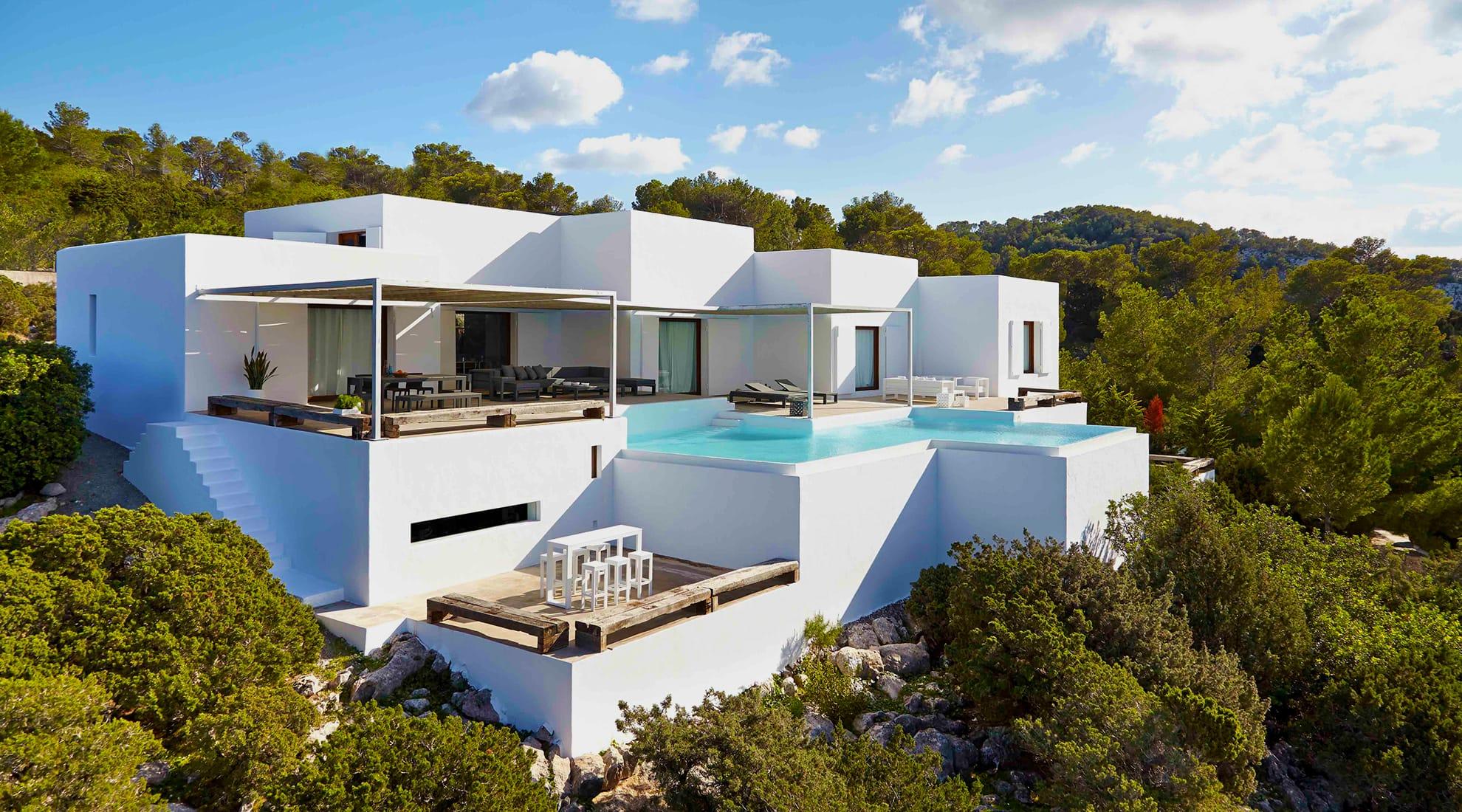 Gandía-Blasco's Ibiza home