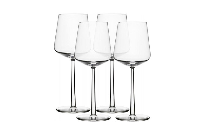 Essence Set of 4 Red Wine Glasses by Iittala
