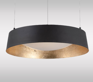 Gilt LED Pendant by Modern Forms