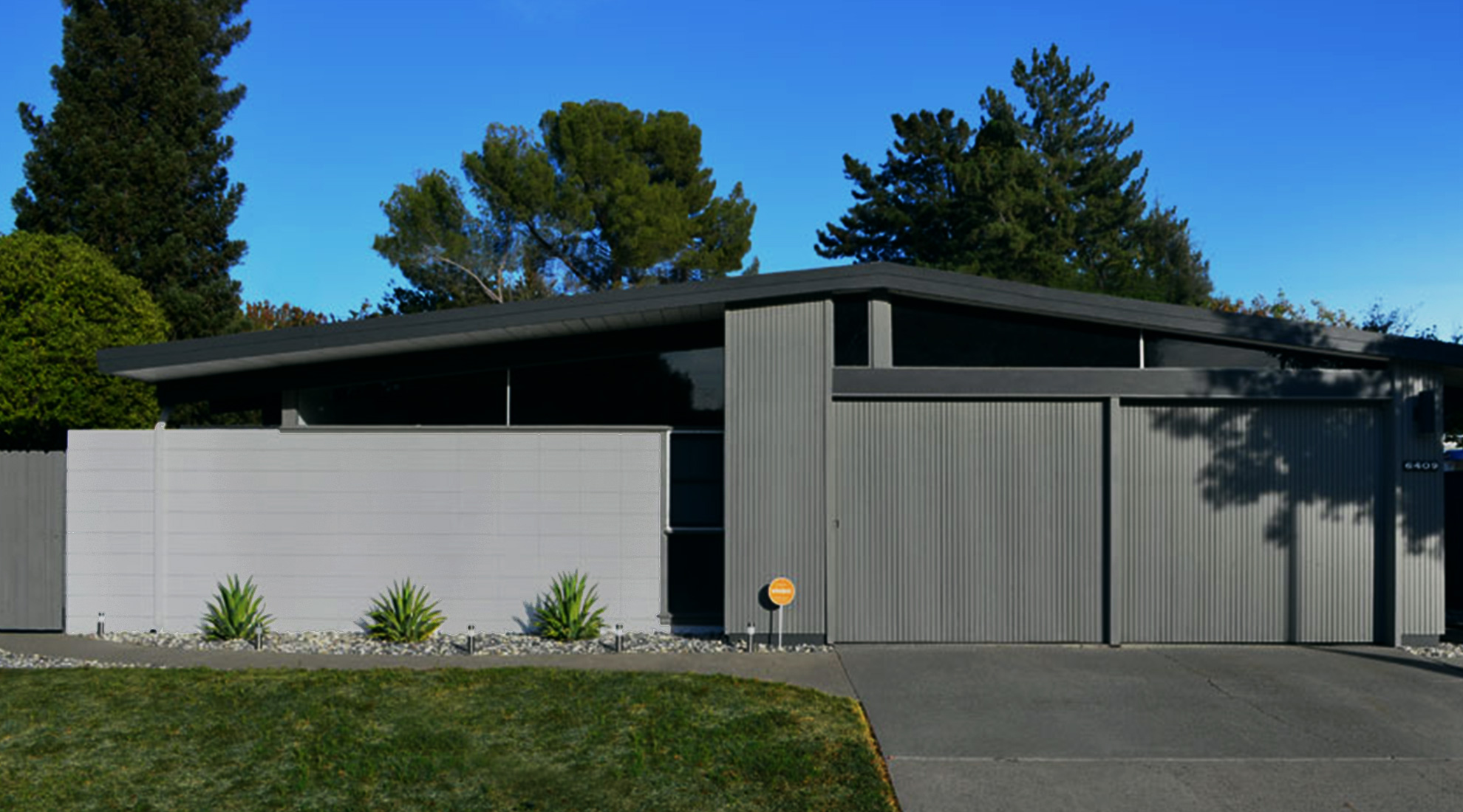 Inside Look: A Restored Eichler on the Modern Side of Mid-Century