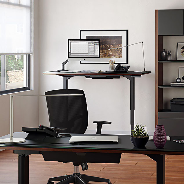 Buyer's Guide to Sit-Stand Desks.