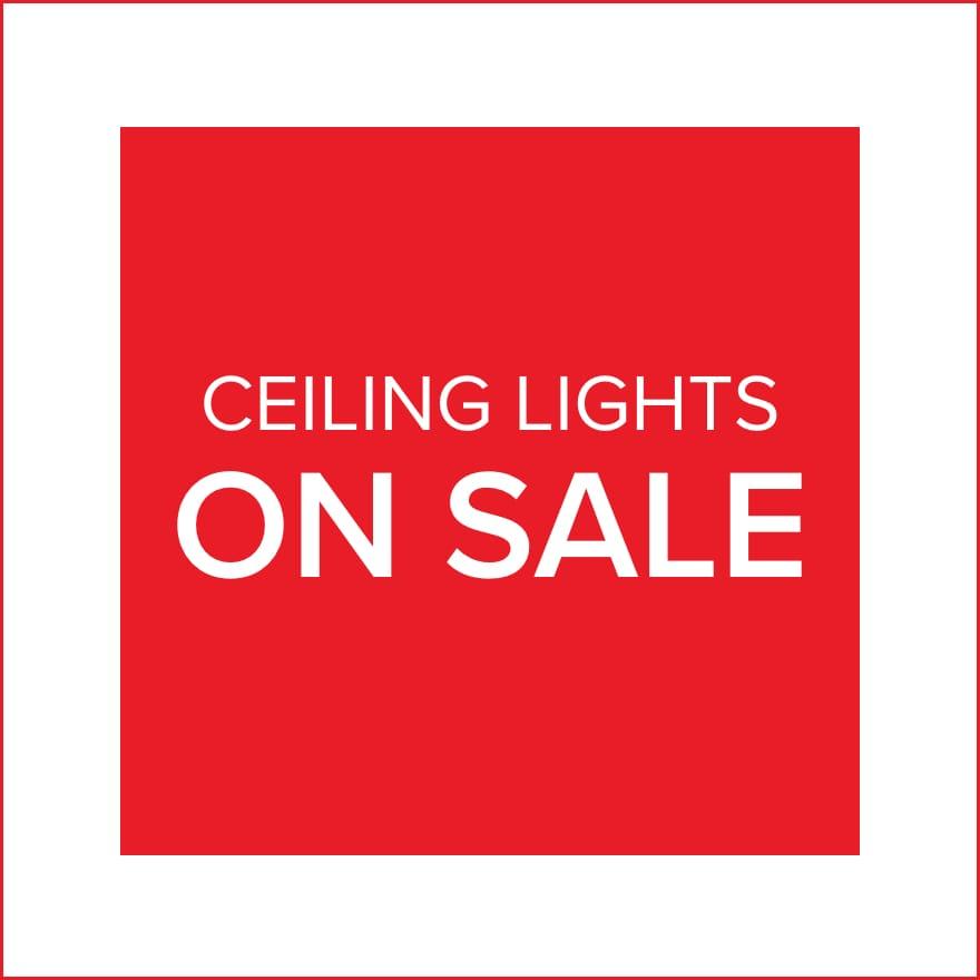 Ceiling Lights on sale