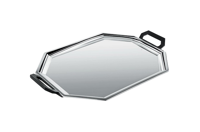 Ottogonale Tray by Alessi.