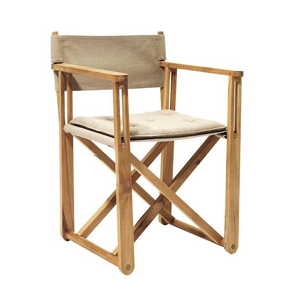 Kryss Lounge Chair by Skargaarden.