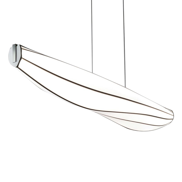 Lenis LED Linear Suspension by Cerno.