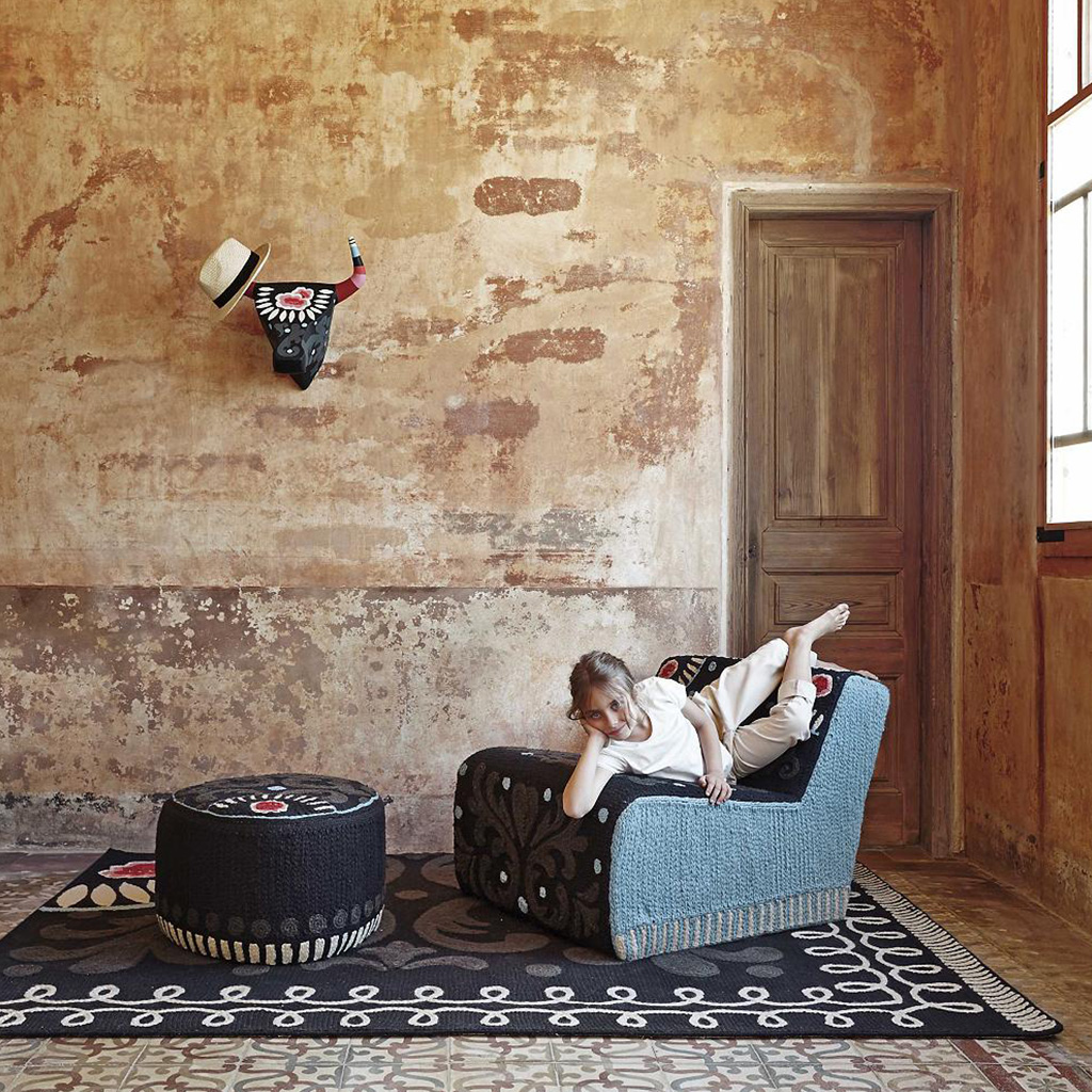 Goyescas Space Collection by Sandra Figuerola for Gan Rugs