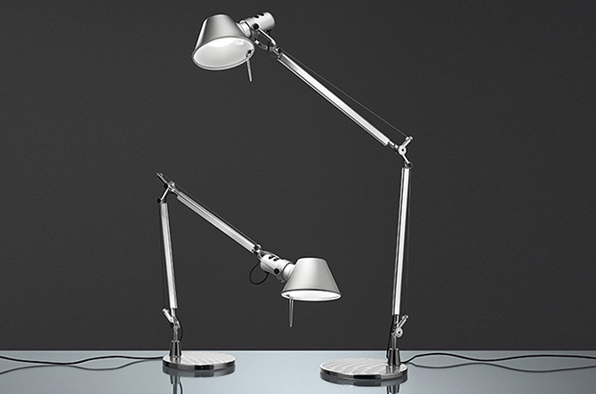 Tolomeo Classic LED Task Lamp by Artemide