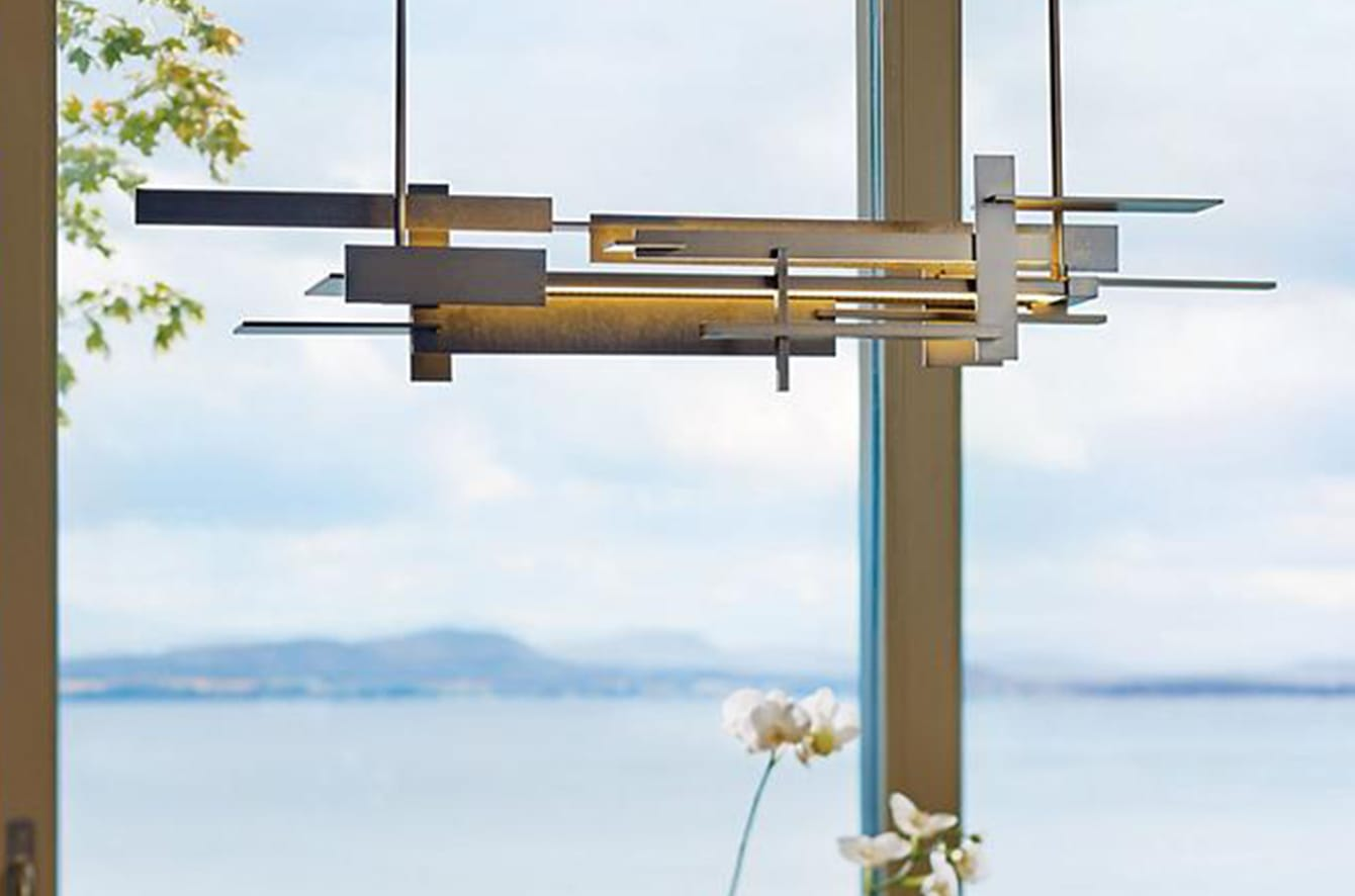Planar LED Linear Suspension by Hubbardton Forge.