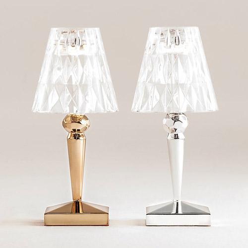 Precious Battery Table Lamp by Ferruccio Laviani for Kartell