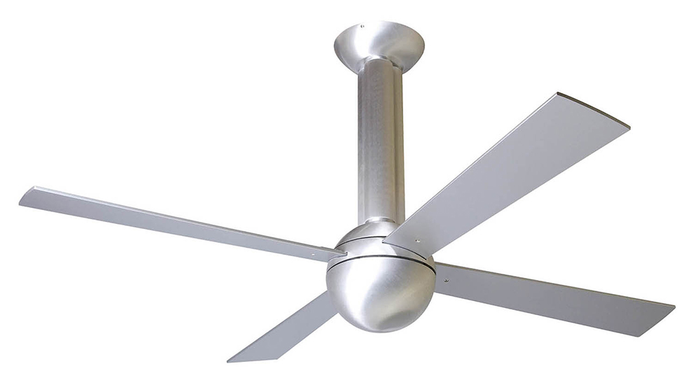 Stratos Ceiling Fan with Optional Light