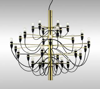 Model 2097/30 Chandelier by Flos Lighting