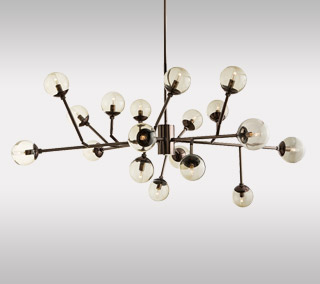 Dallas Chandelier By Arteriors