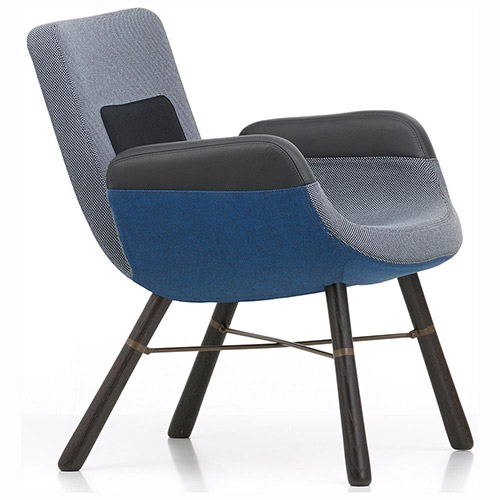 East River Chair by Hella Jongerius for Vitra